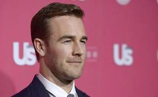 James Van Der Beek en avril 2013 à Los Angeles.