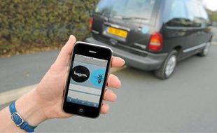 BuzzCar, l'un des sites qui permet de louer sa voiture, est accessible aussi bien avec un smartphone que sur Internet.
