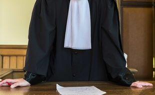 Dans un tribunal (illustration)