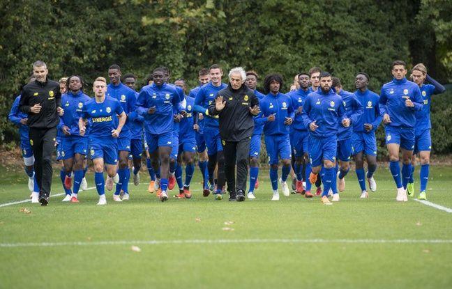 VIDEO. FC Nantes: «J'aurais aimé que cette saison n'existe jamais...», lance Cyril Moine, adjoint de Vahid