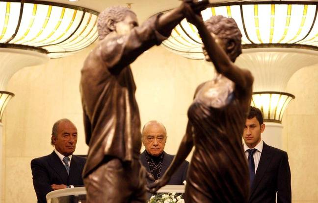 Londres: Le magasin de luxe Harrods va déboulonner la statue de la princesse Diana Nouvel Ordre Mondial, Nouvel Ordre Mondial Actualit�, Nouvel Ordre Mondial illuminati
