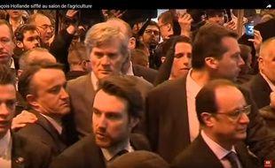Extrait de la vidéo tournée par France 3 en 2016