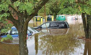 Les dégâts sont très importants après les inondations dans le Gard.