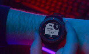 Une montre connectée pour les gamers