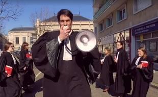 Les avocats du barreau du Havre protestent contre la suppression d'une justice de proximité