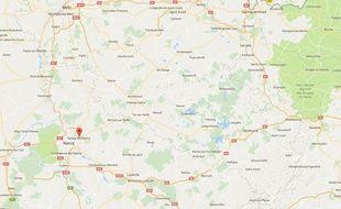 La maison en question est située à Essey-lès-Nancy, en Meurthe-et-Moselle.
