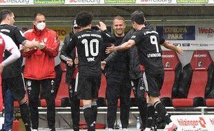 Lewandowski, 40 buts en 28 matchs de Bundesliga, rien de moins.