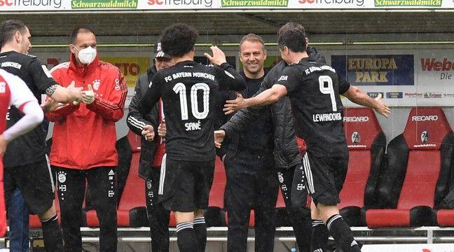 Bayern Munich: 40 pions pour Lewandowski qui égale le record mythique de Gerd Müller