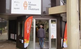 La Maison de l'habitant est située au 12 rue du Président-Herriot à Nantes.