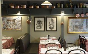 Gault & Millau a sélectionné le restaurant Daniel et Denise Saint-Jean, 36, rue Tramassac à Lyon (5e).