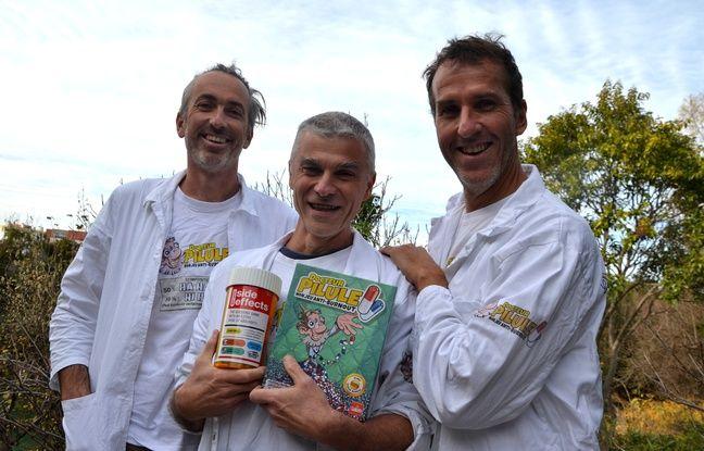 Montpellier: Avec leur jeu de société «Docteur Pilule», ces trois copains veulent faire rire la planète