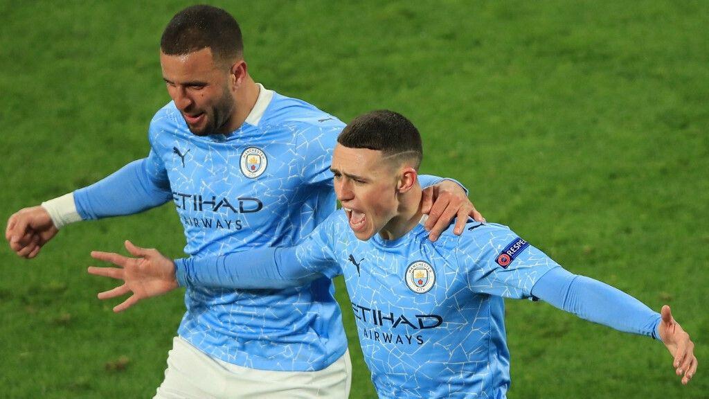 Ligue des champions : City s'en sort à Dortmund et retrouvera le PSG en demi-finale