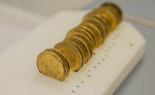 L'Université Lyon-II  a dévoilé ce 14 novembre 2017 un trésor médiéval découvert en septembre à l'abbaye de Cluny par des enseignants-chercheurs et des étudiants de l'université.