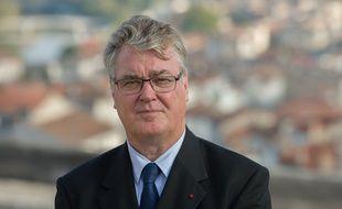 Jean Paul Delevoye, Haut-commissaire à la réforme des retraites, le 17 octobre 2018.