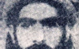 Cliché non daté du mollah Omar, chef suprême des talibans.