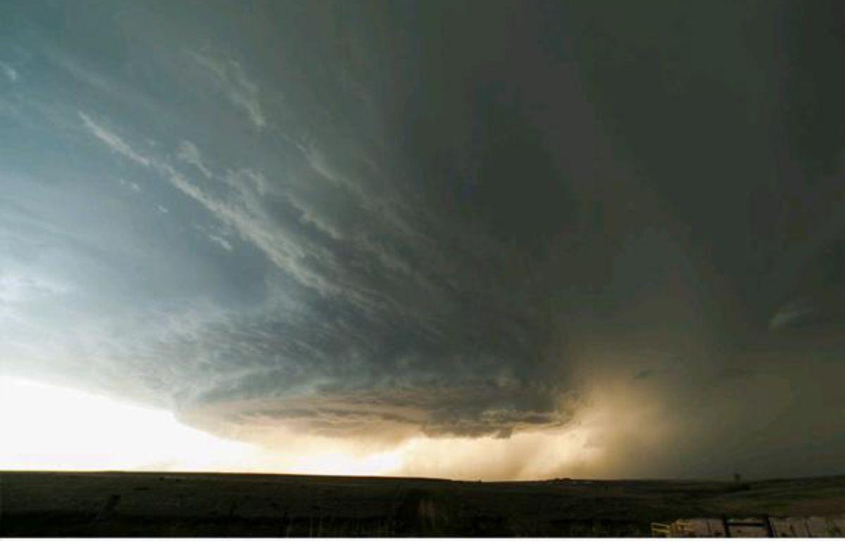 Image de la tornade orageuse filmée par le photographe américain Mike Olbinski le 3 juin 2013. – Vimeo