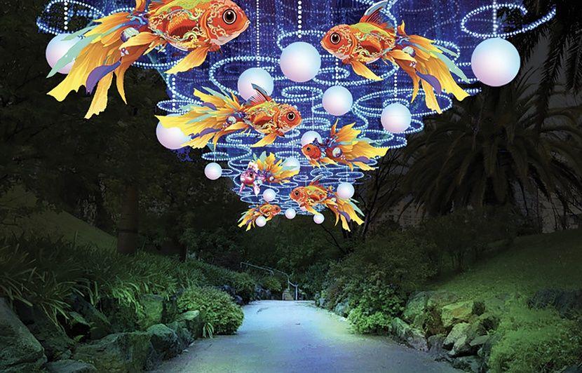 Nice: La ville avait déjà son Carnaval, elle aura aussi son festival des lumières