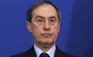 Le ministre de l'Intérieur, Claude Guéant, le 2 décembre 2011, au ministère de l'Intérieur, à Paris.