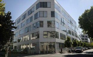Les locaux de l'Insee, à Montrouge. (illustration)