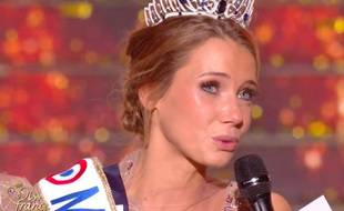 Amandine Petit, Miss France 2021