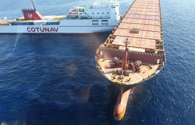 Pollution maritime: Comment une rocambolesque série d'erreurs a provoqué une grave collision au large de la Corse