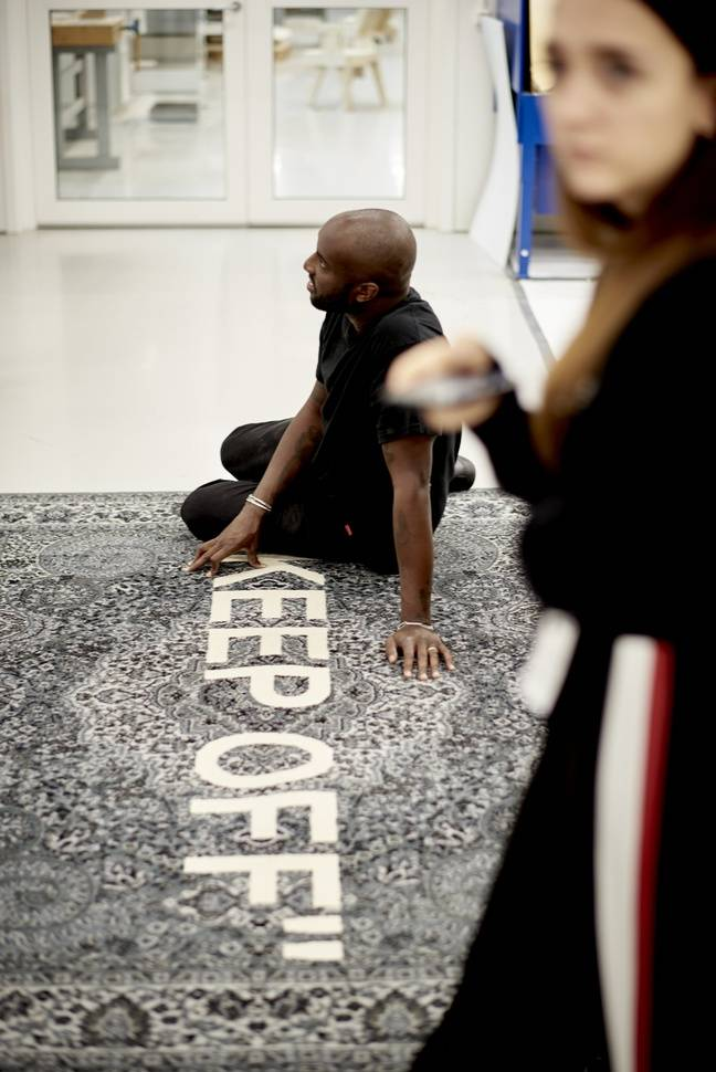 Comprendre Virgil Abloh Et Sa Collaboration Avec Ikea En Quatre Etapes
