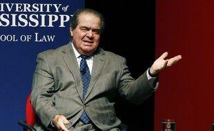 Antonin Scalia, juge de la cour suprême des Etats-Unis, le 15 décembre 2014.