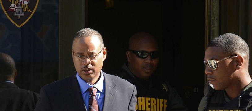 Le policier Caesar Goodson a été acquitté de toutes les charges retenues contres lui dans la mort de Freddie Gray.