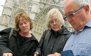 Les touristes étrangers (ici des Britanniques) ont été bien plus nombreux.