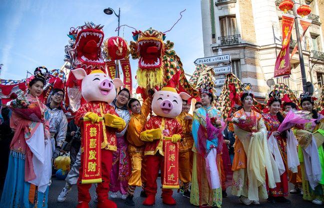 Coronavirus: Le défilé du Nouvel an chinois annulé à Paris