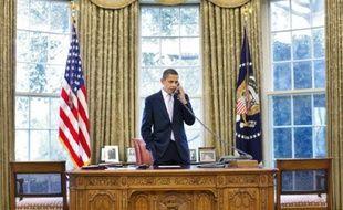 Hier soir, Barack Obama a appelé ses homologues russe, français et britannique à le soutenir.