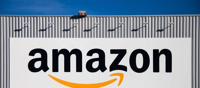 La société Amazon continue son implantation sur le territoire hexagonal. Illustration