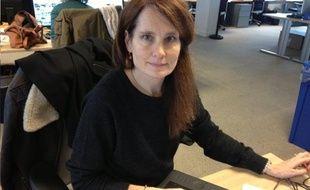 La dessinatrice Soledad Bravi