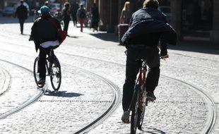 Strasbourg figure dans le top 15 mondial des villes cyclables (Illustration)