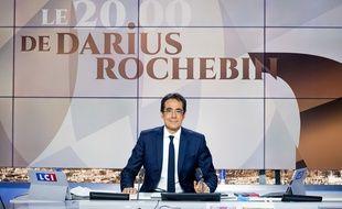 Darius Rochebin était arrivé fin août sur LCI pour y présenter une nouvelle émission à 20 heures.