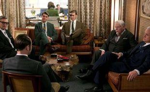 La série «Mad men» diffusée sur AMC.