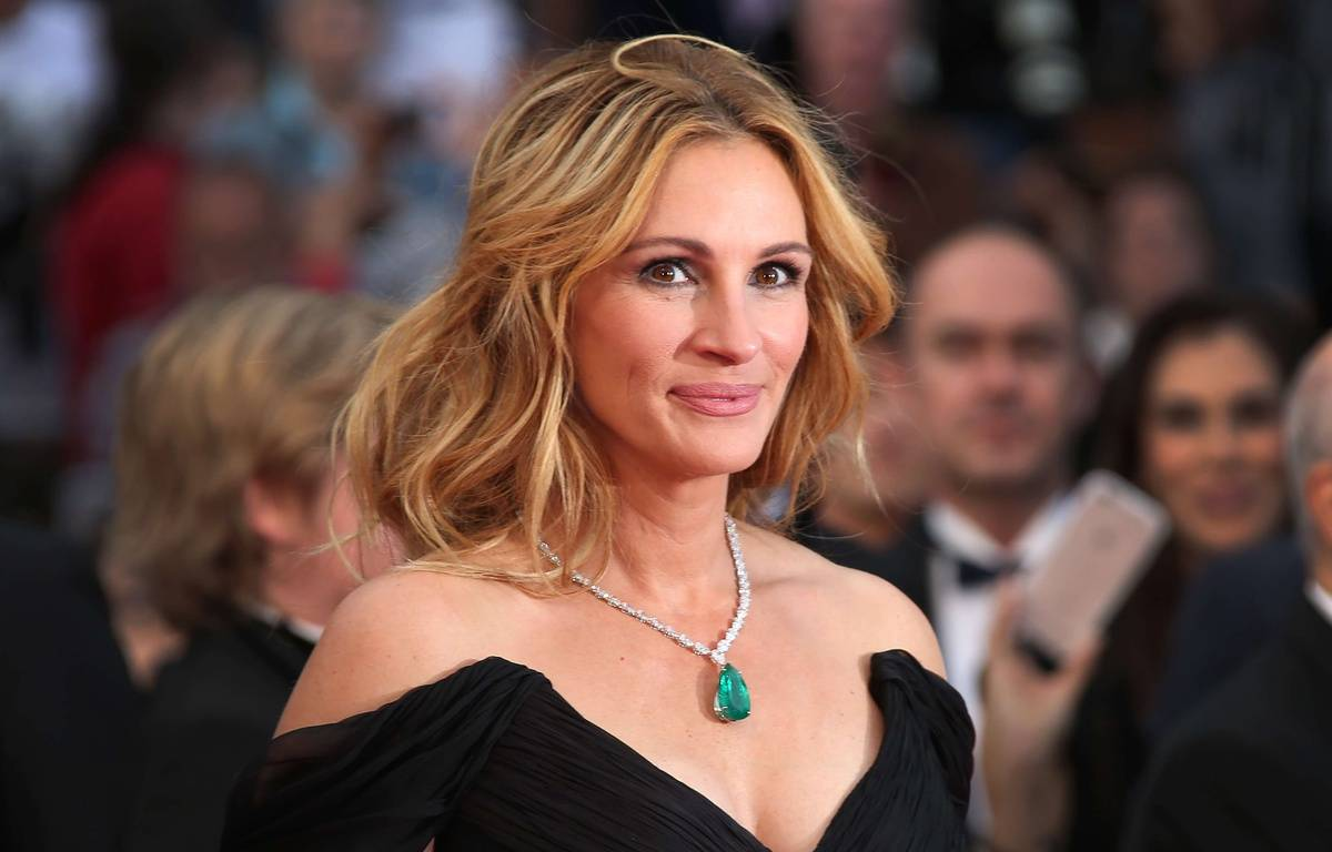 Julia Roberts à Cannes le 12 mai 2015 – Joel Ryan/AP/SIPA