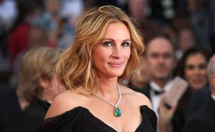 Julia Roberts à Cannes le 12 mai 2015