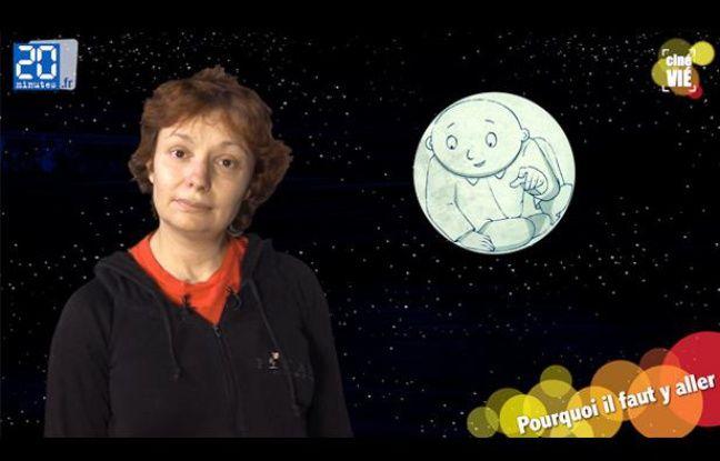 Caroline Vié décrypte «Jean de la Lune»
