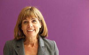 Anne Lauvergeon au Women's Forum de Deauville, le 13 octobre 2011.