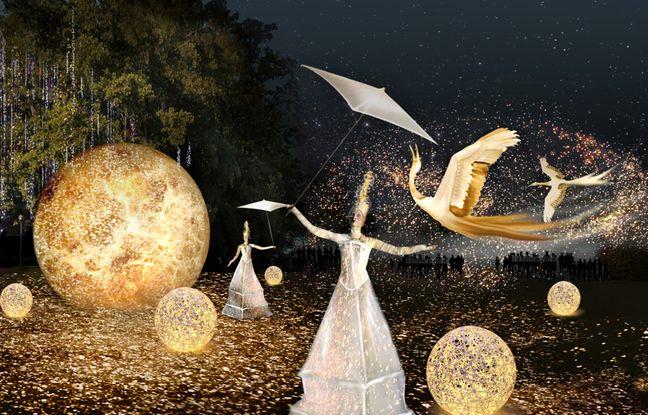 Le parc de la Tête d'Or sera illuminé à Lyon lors de la Fête des Lumières 2018, ce qui n'avait plus été le cas ces dernières années.