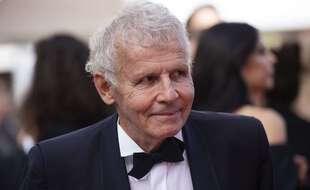Patrick Poivre d'Arvor au festival de Cannes en 2019