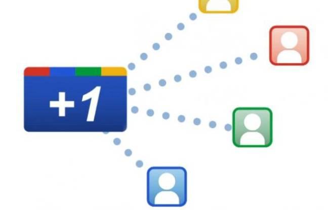 «+1», la réponse de Google au «like» de Facebook.