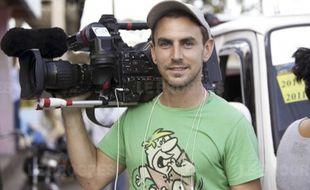 Brice Guilbert, cameraman Lyonnais est mort dans le crash survenu en Argentine sur le tournage du jeu d'aventure Dropped.