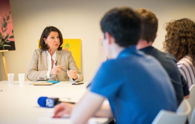Agnès Buzyn était à la rédaction de 20 Minutes pour échanger avec six jeunes de notre panel #MoiJeune jeudi 11 avril 2019.