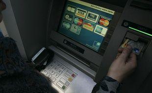 Nancy: Il s'attaque à un distributeur de banque avec un tournevis (Illustration)