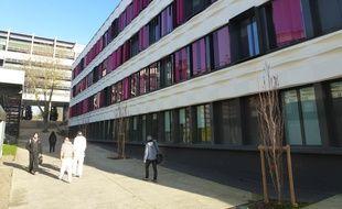 La réhabilitation du bâtiment D sur le campus de Villejean a été achevée en début d'année.