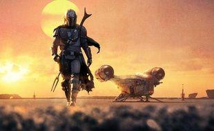 «The Mandalorian» est la première série live issue de l'univers «Star Wars», disponible depuis le 12 novembre aux Etats-Unis et le 31 mars 2020 en France