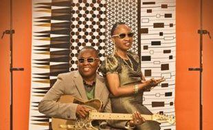 Le duo malien Amadou et Mariam