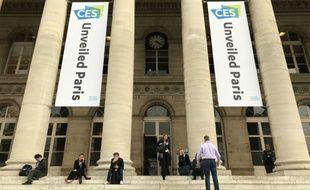 CES Unveiled 2016: Pour une journée, le Palais Brognard à Paris se transforme en bourse aux futurs champions techno.